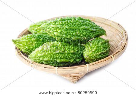 Bitter Cucumber, Balsum Pear (momordica Charantia L.)