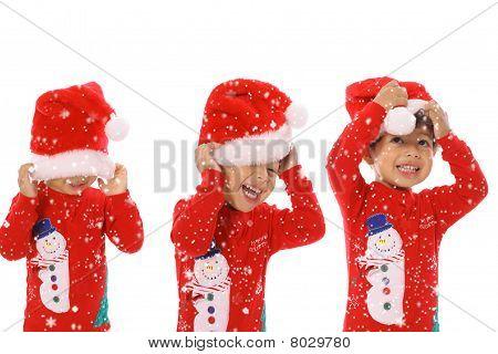Triple Max Santa Snow
