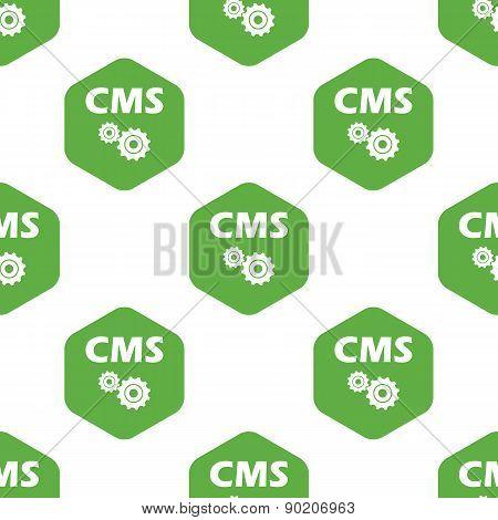 CMS pattern