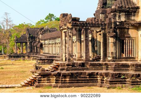 Angkor Wat Outer Gallery