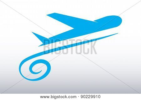 Vector Airplane Travel Tourism