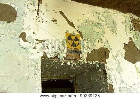 Fallout Shelter In Decaying Building