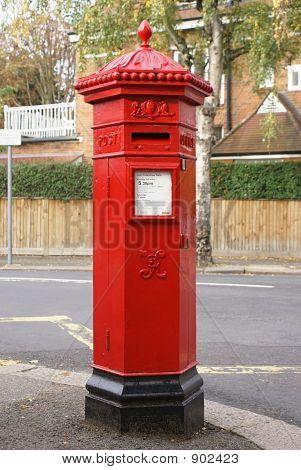 Victorian Mail Box