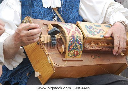 The Hurdy Gurdy Man