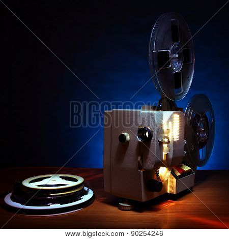 Film Projector