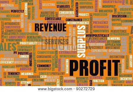 Profit in a Business and Economic Sense as Art