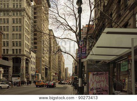 New York City, 5th Avenue