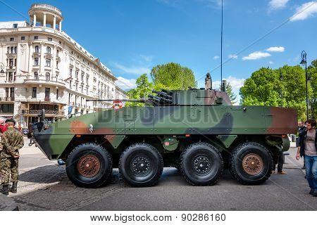 Rosomak / Wolverine - Infantry Fighting Vehicle