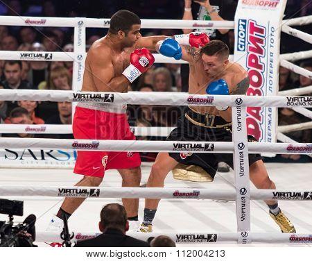 Fight For The Wbo Intercontinental Title Oleksandr Usyk Vs Pedro Rodriguez