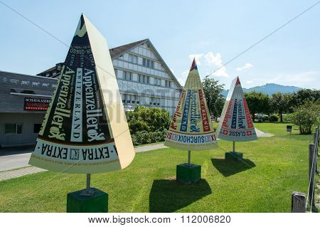 Appenzeller Cheese Factory Visitor Center