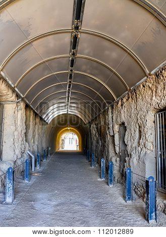Whaler's Tunnel Perspective: Fremantle, Western Australia