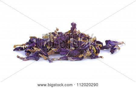 Dried Butterfly Pea Flower (clitoria Ternatea)