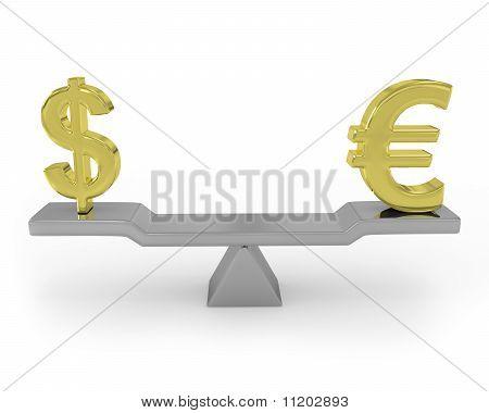 Dollar Euro Ballance