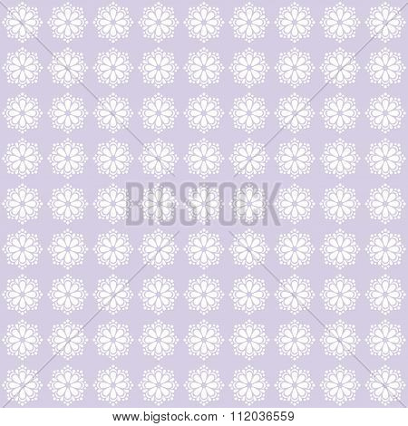 Sweet Abstract Floral Bacground