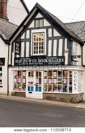 Hay On Wye Booksellers