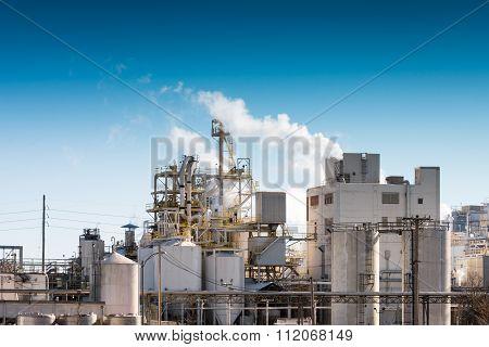 Modern Day Factory