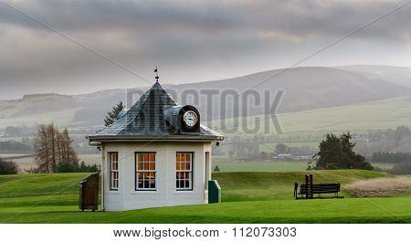 Starters Hut, Gleneagles.