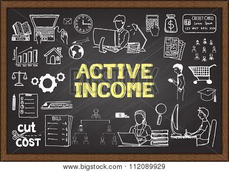 Active Income