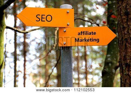 Seo and affiliate Marketing