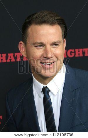 LOS ANGELES - DEC 7:  Channing Tatum at the