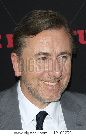 LOS ANGELES - DEC 7:  Tim Roth at the