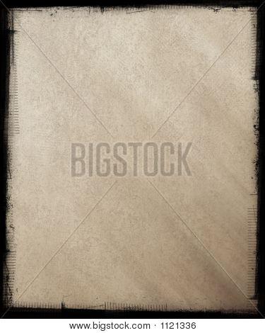 Modern Background With Grunge Frame