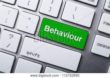 Behaviour Button On Keyboard