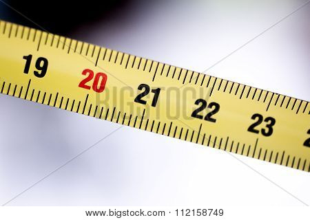 Measuring Tape Ruler Cm Numbers