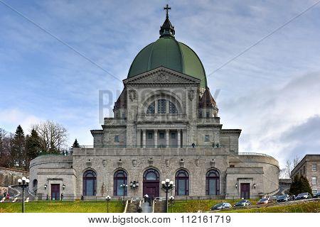 Saint Joseph's Oratory - Montreal, Canada