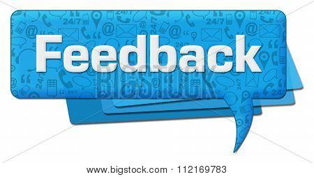 Feedback Comment Symbol Texture