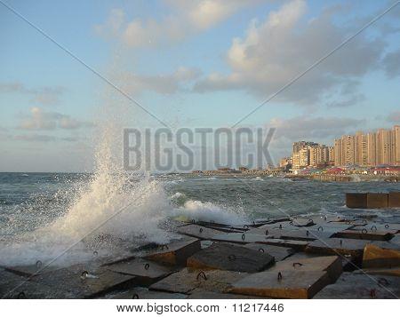 Alexandria, Egypt Coast