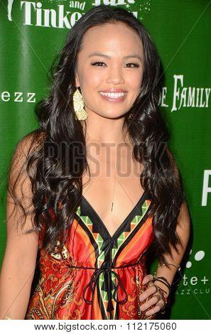 LOS ANGELES - DEC 9:  Nikki SooHoo at the
