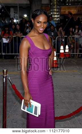 WESTWOOD, CALIFORNIA - September 19, 2011. Tika Sumpter at the Los Angeles premiere of