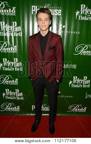 LOS ANGELES - DEC 9:  Corey Fogelmanis at the