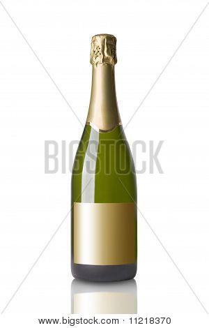 Bottle of Champange