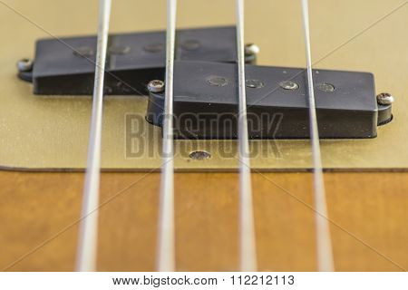 Electric Bass Pickups