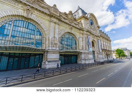 Orsay Museum Paris, France