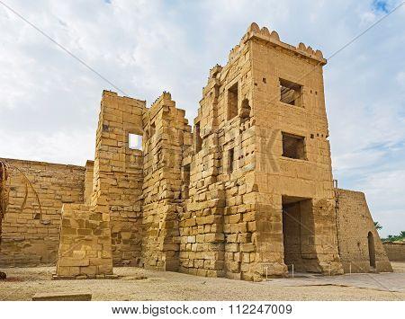 The Migdol Tower