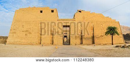 The Mortuary Temple