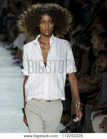 Michael Bastian - Spring/summer 2016 Collection