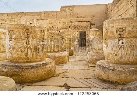 The Hall Of Columns