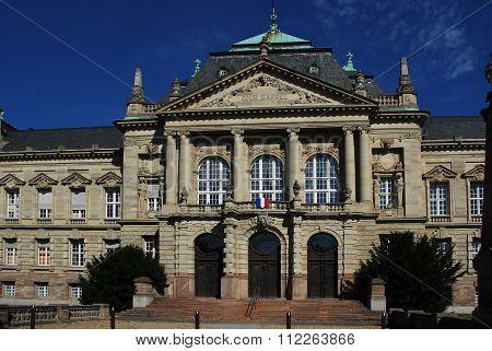 Oberlandesgericht in Colmar
