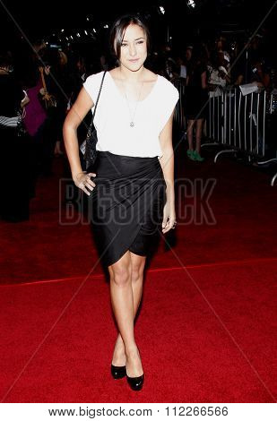 Zelda Williams at the World Premiere of