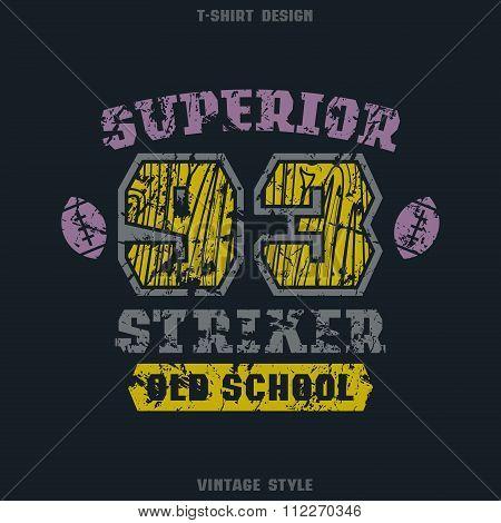 Superior Striker Emblem