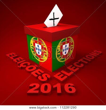 Portuguese Elections 2016