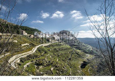 Landscape Ares Del Maestre