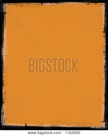 Background with Grunge Frame