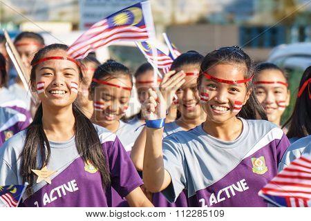 Celebration in Malaysia