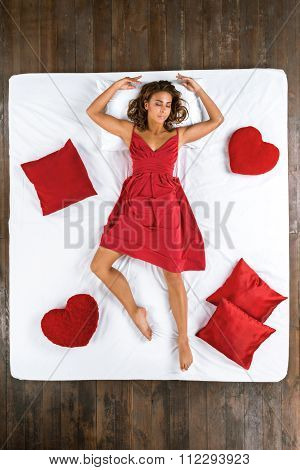 Romantic concept for Valentine's Day
