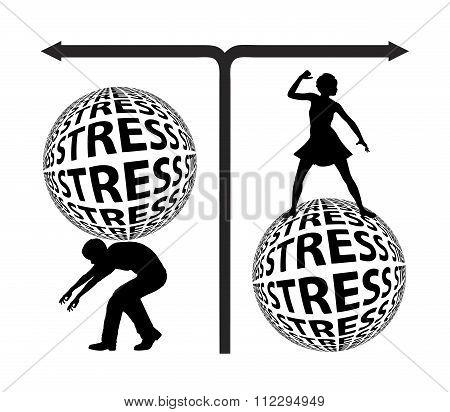 Stress By Gender